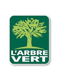 logo l´arbre vert